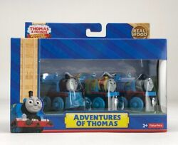 Adventures Of Thomas Wooden Wood Train Toys From Thomas And Friends