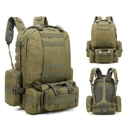 Tactical Backpack Men's Military Backpack Molle Sport Backpack Camping Bags