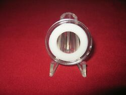 10 Ring Type 16mm Coin Capsule For Us 1/10 Oz. 10 Platinum Eagle