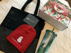 Starbucks For Life Coffee Collection 2020 - Tumbler, Beanie, Tote And Coffee Beans