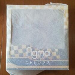 Strength Figma Black Rock Shooter Game Character Goods Toy