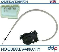 For Bmw Series 5 F10 51247273752 Rear Tailgate Trunk Lid Release Actuator Lock