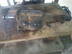 Ford Toploader 4-speed Transmission With Swap Parts