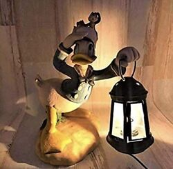 Disney Figure Donald Duck Chip And Dale Stand Lamp Character Interior Limited