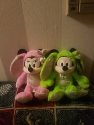 Disney Usa 2020 And039happy Easterand039 Mickey And Minnie Plushes