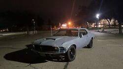 1970 Ford Mustang Coupe Hard Top V8 302andnbsp