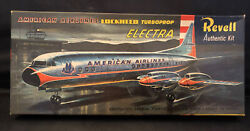 Rare 1956 Revell American Airlines Lockheed L188 Electra In Box