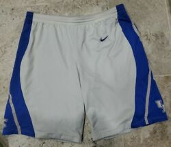 Awesome Rare Authentic Nike Kentucky Wildcats Basketball Shorts Men's Size Large