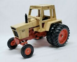 Vintage Case Agri King 1070 Tractor With Cab And Duals 1/16 Scale By Ertl