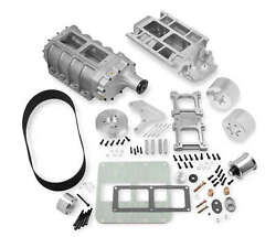 Weiand- 7583 6-71 Street Supercharger Kit For Big Block Chevy Standard Deck 1/