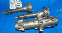 1931-1934 Chevrolet Nos Transmission Gears Countershaft Shipping Master Eagle