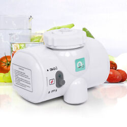 Abs 3w Self-powered Water Ozone Generator Household O3 Water Filter Purifier Us