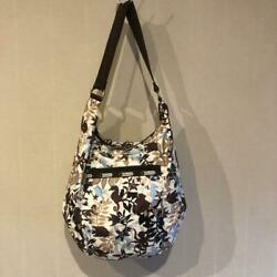 LeSportsac Heather Hobo For Japan Only Aquatic Shoulder $95.06