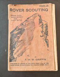 Rover Scouting Chats With River Scouts And Their Mates By F W W Griffin 1930