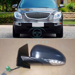 Auto 2x Left+right Rearview Mirror Assembly Retrofit For Buick Enclave 2009-2012