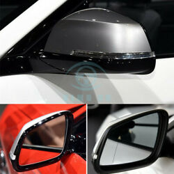 Auto Lh+rh Rearview Mirror Cover Assembly Replace Fit For Bmw 2-series 218i 220i