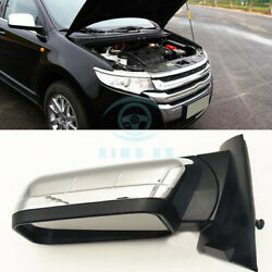 For Ford Edge 2.0t 3.5t 2011-2012 Left + Right Side Rear View Mirror Cover Assy