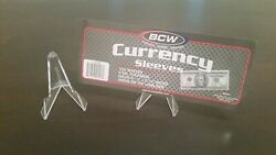 30 Best Value 2-1/8 Display Stands For Paper Money Currency Us International