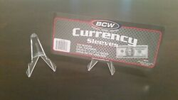 50 Best Value 2-1/8 Display Stands For Paper Money Currency Us International