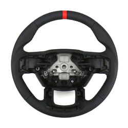 Factionfab Steering Wheel Leather For Ford F-150 | Raptor 2015+ [non-heated]
