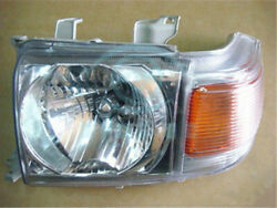 Car Front Headlight Lamp For Toyota Land Cruiser Lc70 Lc76 Lc79 Lc71 07-15
