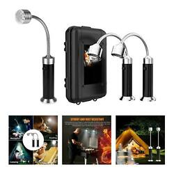 Led Bbq Lights Barbecue Grill Lamp Work Repair Camping Light Battery Powered