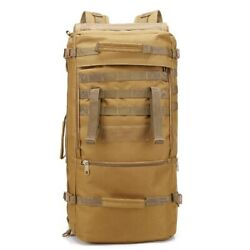 Military Tactical Bag Hunting Camping Laptop Molle Backpack Oxford Waterproof