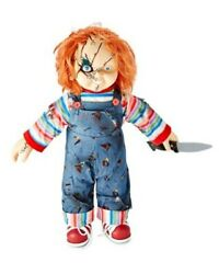 Childs Play - 24 Chucky Doll W/ Knife - Halloween Movie Toy Decoration New
