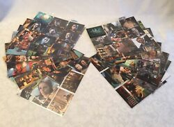 144 Collectors Cards From Grimm Tv Show 2 Seasons 1 And 2 X 72 Base Set =144 Cards
