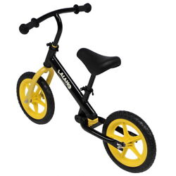 Kids Balance Bike Height Adjustable Seat Training Bicycle Toys For 2-5 Years Old