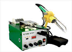 In Stock Cxg-374h Complete-automatic Outing Tin Free-lead Soldering Station