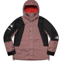 Supreme/the Studded Mountain Light Jacket In Hand Ships Fast