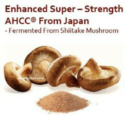 Ahcc Active Hexose Correlated Compound Organic 100 Pure Powder Made In Japan