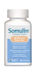 Somulin Enhanced Your System Take All-natural Safe And Effective Sleep Aid