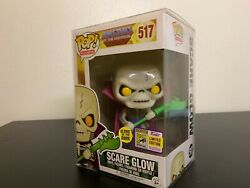 Funko Pop 517 Masters Of The Universe Scare Glow Glow In The Dark 2017 Sdcc