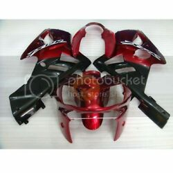 A New Abs Bodywork Fairing Fit For Zx-12r 02-04 03 2002 2003 2004 4