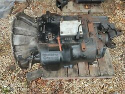 Freightliner Columbia 2003 Good Used 10 Speed Transmission Rockwell .