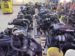 Volvo 5.0l Complete Repower Nice Low Hours We Export