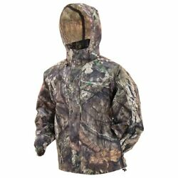 New Frogg Toggs Pro Action Jacket Mossy Oak Country Mens Rain S-3xl Waterproof