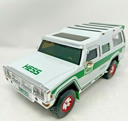 2004 Hess Gasoline Sport Utility Vehicle And Motorcycles Hess Truck
