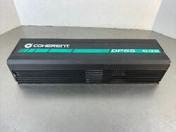 Coherent 532-200 Dpss 532 Diode Pumped Green Laser Head  Mbp