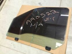 99-01 02 03 04 05 06 07 08 09 10 11 12 Ford F250 Left Front Privacy Door Glass