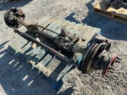Used 2000 C3500hd Front Axle Beam 2wd Fits 96-02 Chevrolet 19.5 Whl Size 29030