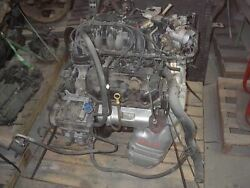 Used 01 Nissan Quest Vg33e, 83k Liftout Engine Assembly Nice 4919