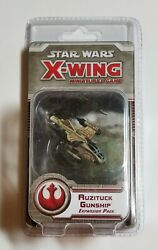 Star Wars X-wing Miniatures Game - Auzituck Gunship Expansion Pack New In Box