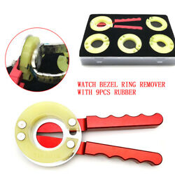Brand New Red Watch Bezel Opener Removal Tool For Removing Opening Watch Bezel