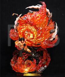 One Piece Portgas D Ace Statue Resin Model Collections Gk F3 Studio New