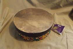 Moroccan Drum 9 Pigskin Cultures And Ethnicities Discovery Station Store Tag