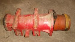 Massey Harris 44 Tractor Rearend Axle Housing Mh Casting An Races 44 Special
