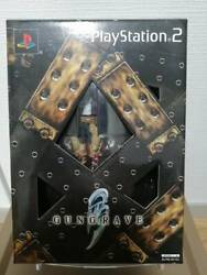 Gungrave Play Station 2 Painted Action Figure 42 Used Japan Anime Rsmi